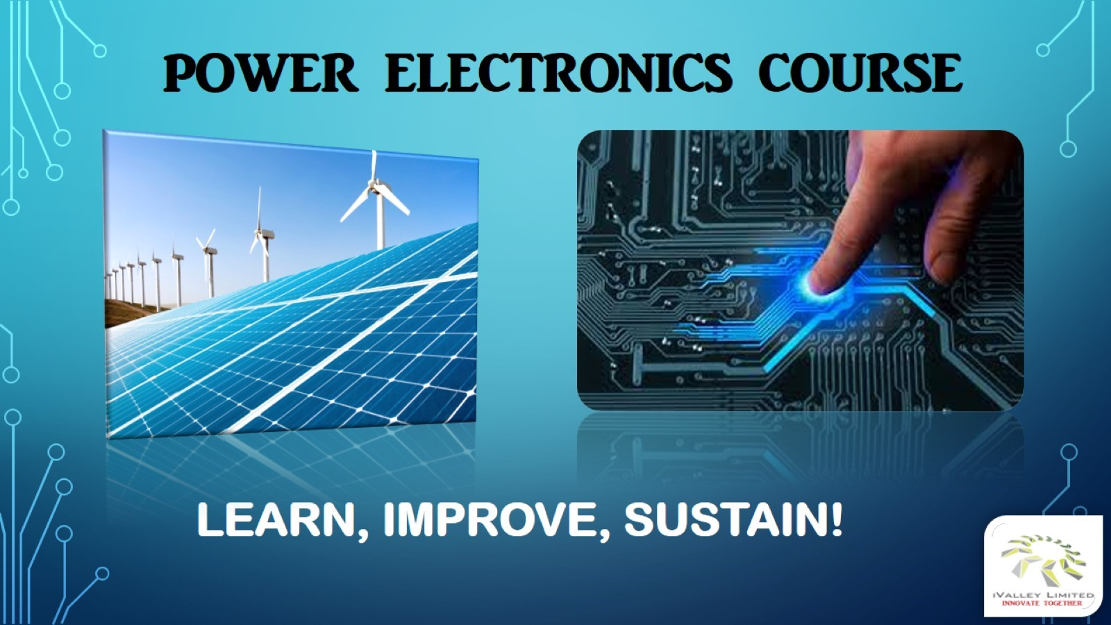 Power Electronics Course – ivalley